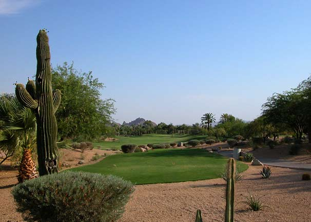 The Phoenician Golf Club - Scottsdale, Arizona - Golf Course Picture